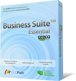 Document Printing Packaged Software - Business Suite