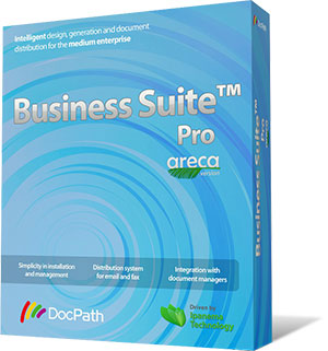 Document Printing Packaged Software - Business Suite Pro