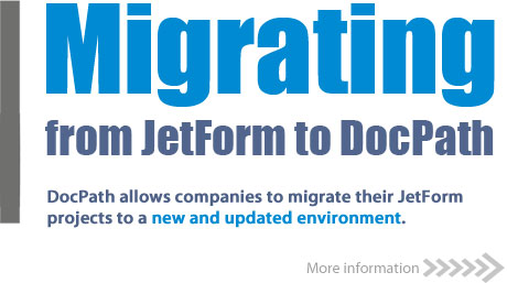 Migrating from JetForm to DocPath